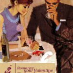 Valentine's Day Poster The Refinery